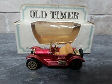 Vintage SM Tuf Toys Old Timer Stutz Diecast Car WT234