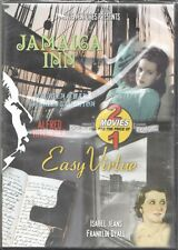 Movie DVD - ALFRED HITCHCOCK JAMAICA INN/EASY VIRTUE - SEALED - DVD Movie