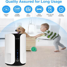 Air Purifier Cleaner for Home, True Hepa Filter, Fan Speeds, Aromatherapy, Timer