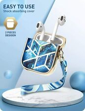 For Apple AirPods 1st / 2nd i-Blason 360 Protective Stylish Case Cover Protector