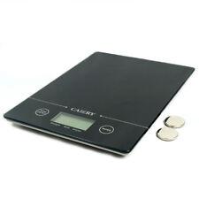 EK9150 Glass Slim Digital Kitchen Scale  Food Postal 11 lbs x 0.1oz