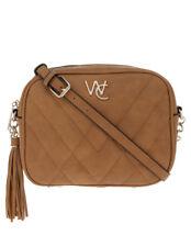 NEW Wayne Cooper Bailey Zip Top Crossbody Bag WH-2485 Tan