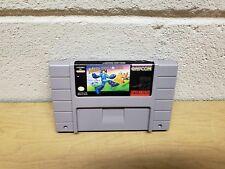 Mega Man Soccer  [Game Only] (Super Nintendo SNES) AUTHENTIC
