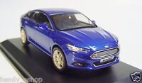 New! NOREV 2014/15 MONDEO 1:43 SCALE FINISHED IN SPIRIT BLUE OFFICIAL FORD