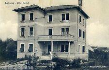 LATISANA - VILLA BERTOLI 1909