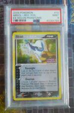 Pokemon PSA 9 Glitzerkarte ABSOL (18/110) EX Holon Phantoms Reverse Holo POP 1!