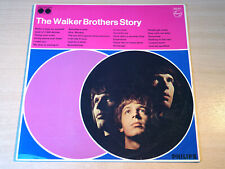 EX-/EX !! The Walker Brothers/Story/1968 Philips 2x LP Set