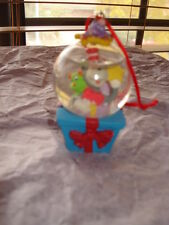 Midwest of Cannon Falls Dr. Seuss Cat In The Hat Snow Globe Ornament Rare