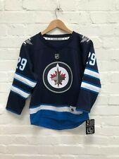 Fanatics Winnipeg Jets NHL Kid's LS Home Hockey Jersey - S/M - Laine 29 - New
