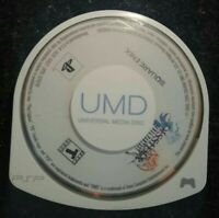 Dissidia Final Fantasy PSP Disc Only UMD Only Rare Playstation
