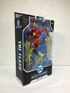 McFarlane Toys: DC Multiverse - The Flash (DC Rebirth)