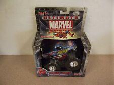 Spider-Man Maisto Ultimate Marvel Monters Motorized Truck Series 1 Figure 2002