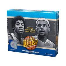 2013-14 Upper Deck Fleer Retro Basketball Hobby Box