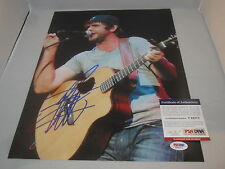 THOMAS RHETT SIGNED 11X14 PHOTO PSA/DNA COUNTRY SUPERSTAR GOES LIKE THIS T94373