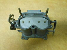 384569 JOHNSON EVINRUDE OMC USED CARBURATOR 1971 100HP 0384569 INVENTORY F10