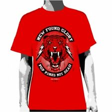 NEW FOUND GLORY - Tiger T-shirt - NEW - MEDIUM ONLY