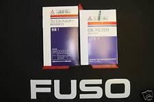 MITSUBISHI FUSO FUEL & OIL FILTER KIT  FH 1992-2004