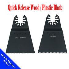 Wood Saw Blade Oscillating MultiTool  Porter Cable Dewalt Bosch Dremel Craftsman