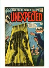 Unexpected #124 (1971) DC Horror VF 8.0