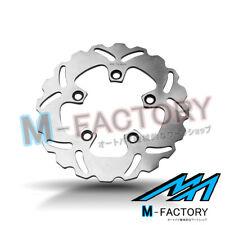 Rear Brake Disc Rotor Fit SUZUKI GSXR 1000 600 750 SV 650 1000 TL 1000 S / R