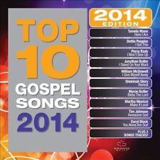 Maranatha! Gospel : Top 10 Gospel Songs 2014 CD