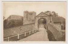 Isle of Wight postcard - Carisbrooke Castle, Near Newport, IOW (A300)
