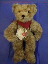 Teddy-Hermann Limited Edition 43 Of 1000 Teddy Bear D-96112, New w/tags