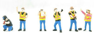 Weiss Brothers WBR021 - North American Workers Version 1 - Scale 1:50