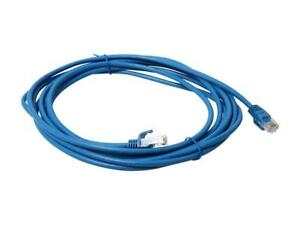 5pack nGEAR RJ45 5E Computer/Laptop Ethernet Cable 10ft Blue