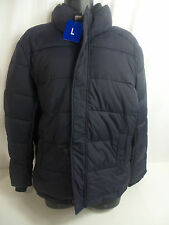 Andrew Marc Men's Winter Coat Navy US Size XL NWT