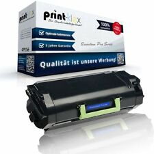 compatible tonerkartusche XL para Lexmark xm-7155x xm-7163 Cartucho de tinta