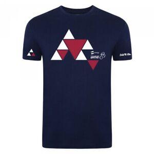 Mens Dare2b Souvenir TOB Cotton Short Sleeve Walking Summer T Shirt Navy RRP £20
