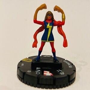 Marvel HeroClix Fantastic Four - Ms. Marvel #050
