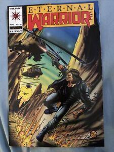 Eternal Warrior #21 (Valiant 1994) Free Domestic Shipping