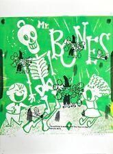Peter Mars Pop Art Glows in the Dark Mr. Bones Halloween Scare Your Sister