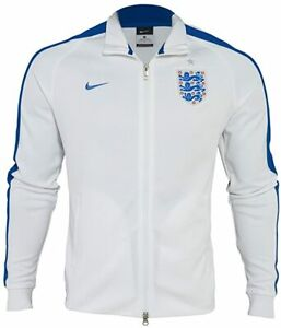 NIKE N98 MENS ENGLAND NATIONAL 2014/2015 JACKET TRAINING SOCCER FOOTBALL SIZE XL