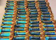 70 Lemon Cake Power Bars - Low Carb 3 grams Net Carbs, Low Sugar & Gluten Free