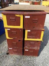 """New listing 8 Jobox Welder's Job Site Boxes, 30"""" W x 16"""" D x 12"""" H, 650990, Steel Tool Box"""