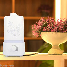 5 in 1 Ultrasonic Aroma Humidifier Aroma Oil Diffuser Air Purifier Ioniser