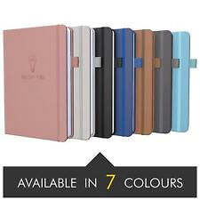 Lux Productivity Planner (Pink) – Best A5 Undated Diary / Organiser / Journal