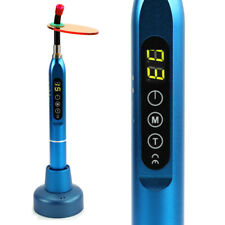 Blue Dental LED Laser Curing Light Lamp ≥1200MW CV-215i
