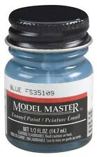 Testors Model Master Blue Fs35109 1/2 oz Enamel Paint 2031 Tes2031