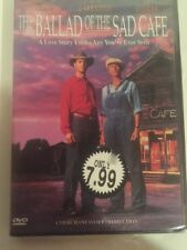 The Ballad of the Sad Cafe (DVD, 2001) New! Reg 1 Merchant Ivory Production