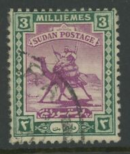 British Sudan, Used, #31, Nice Centering
