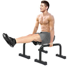 Push Up Stand XL Parallette Bars, Upper Body Push Up Bar with Extra