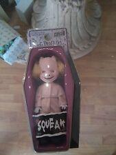 Bambola, living dead doll serie mini originale, squeak