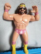 WWF WWE LJN Wrestling Vintage Figure Rare Macho Man Randy Savage