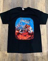 Judas Priest T-Shirt Heavy Metal Band Unisex Tee Shirt