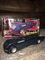 Batman The Animated Series Batmobile DC Comics 1993 Kenner Vintage!