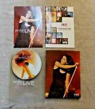 """DVD MUSICAUX / JENIFER """"FAIT SON LIVE"""" DVD VIDEO COPY PROTECTED REGION 2 2005"""
